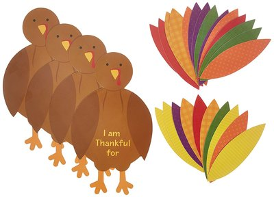 Thanksgiving Craft Kits