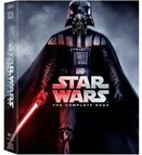 Star Wars DVDs and Movies