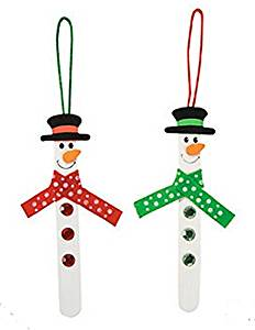 Snowman Christmas Crafts