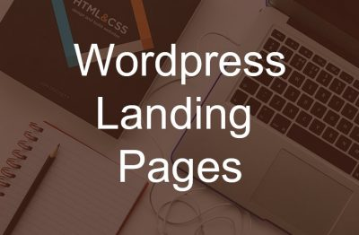 Wordpress Mobile Responsive Websites and Landing Pages